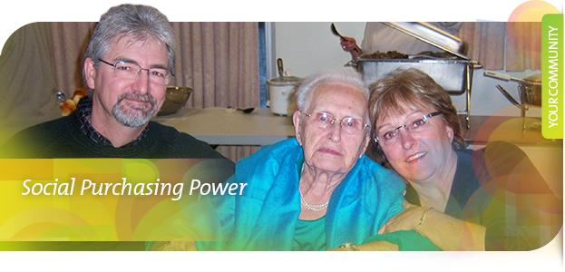 Social Purchasing Power