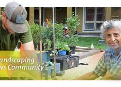Urban Eatin' - Edible Landscaping Grows Community