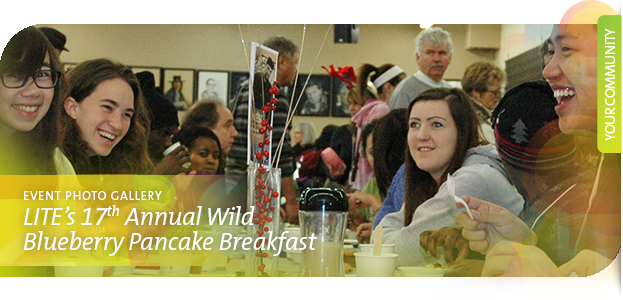 LITE Pancake Breakfast Photos