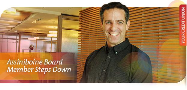 Assiniboine Board Member Brendan Reimer Steps Down