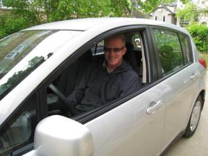 Ken Bond - first PCCC user