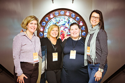 Women's Enterprise Centre Conference Team
