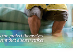 Tenants can protect themselves in the event that disaster strikes
