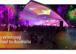 Bringing Winnipeg Folk Festival to Australia