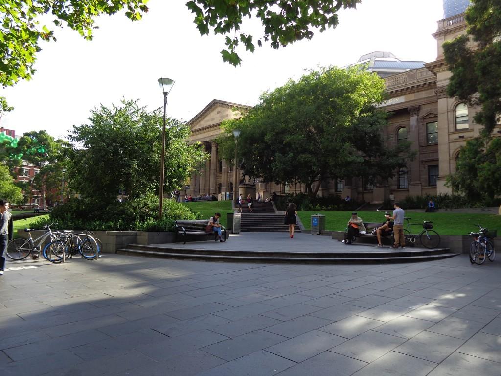 Victoria State Library