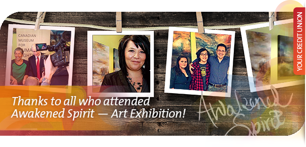 Awakened Spirit Art - Thanks for attending