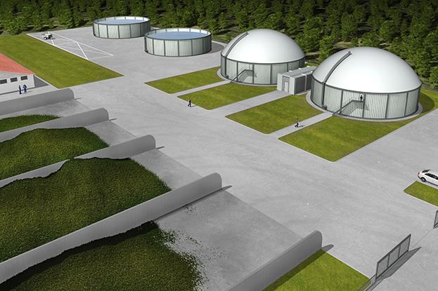 Bio Fuel Plant