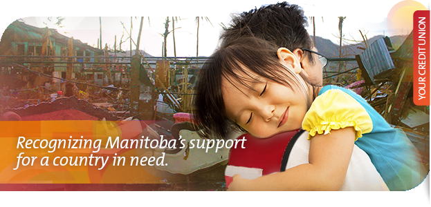 Recognizing Manitoba's Support forTyphoon Haiyan