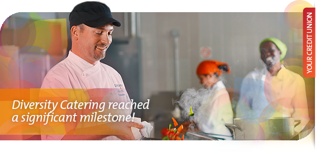 Diversity Catering Reached a Significant Milestone — 10,000 Orders!