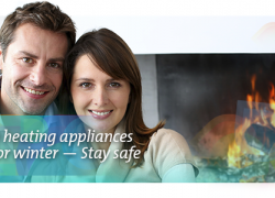 Getting Heating Appliances Ready for Winter