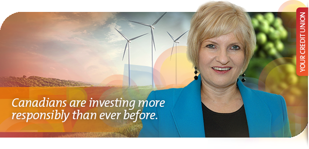 Canadians are investing more responsibly than ever before.