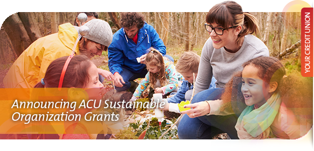 Announcing ACU Sustainable Organization Grants