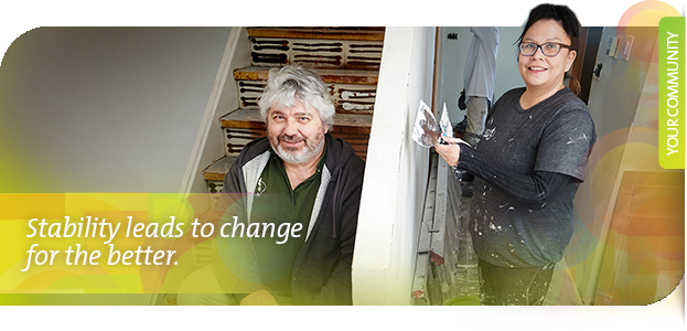 Manitoba Green Retrofit - Stability leads to change for the better.