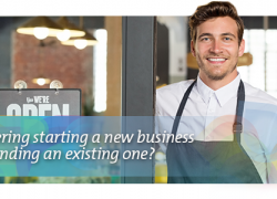 considering a new business or expanding an existing one?
