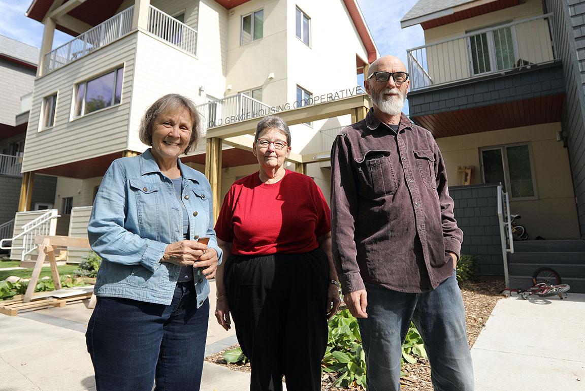 Old Grace Housing Co-op a great fit for this Winnipeg neighbourhood