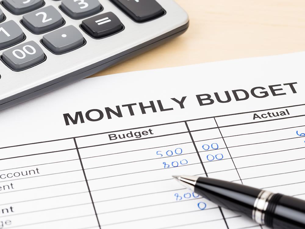 grow your savings - monthly debt