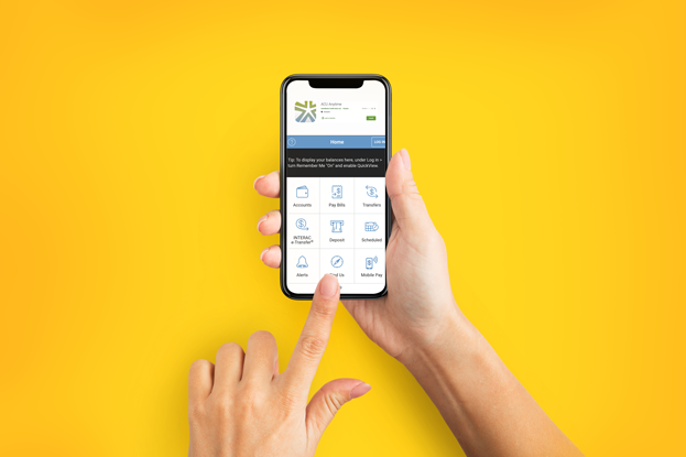 free banking apps - ACU mobile app