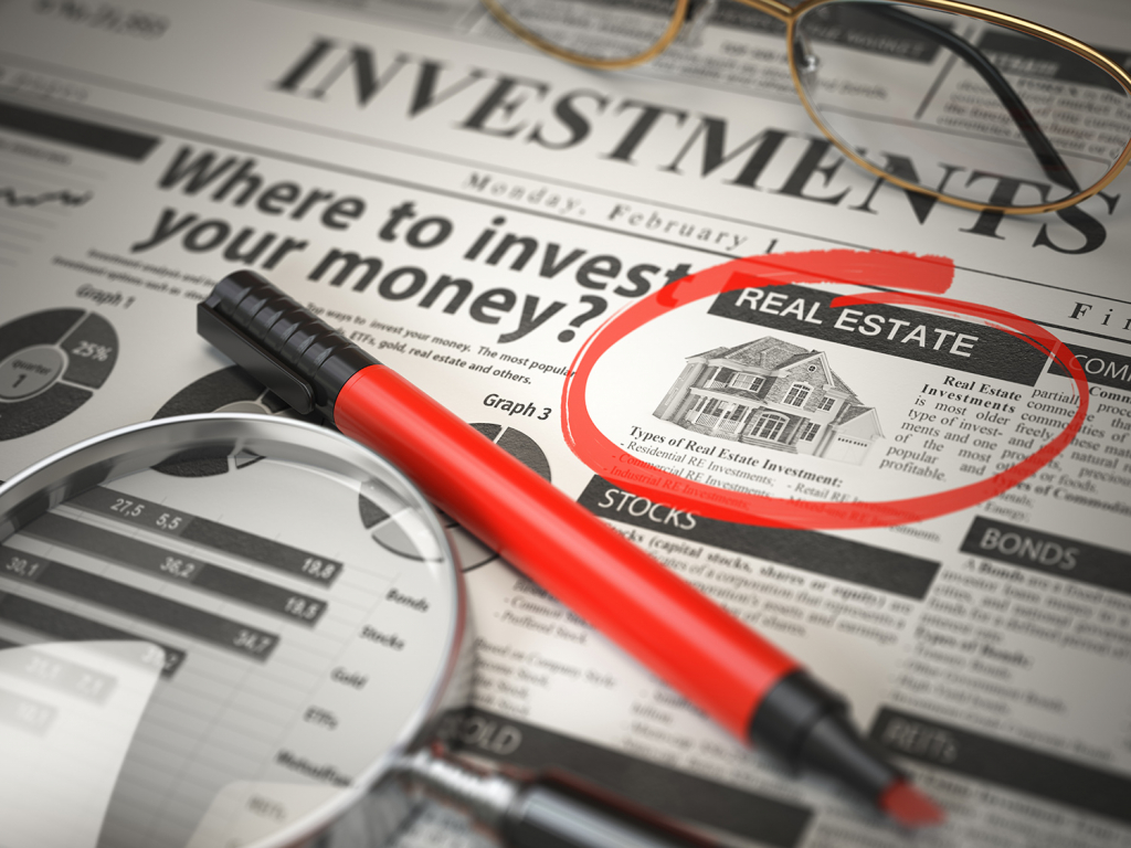 investing terms - real estate