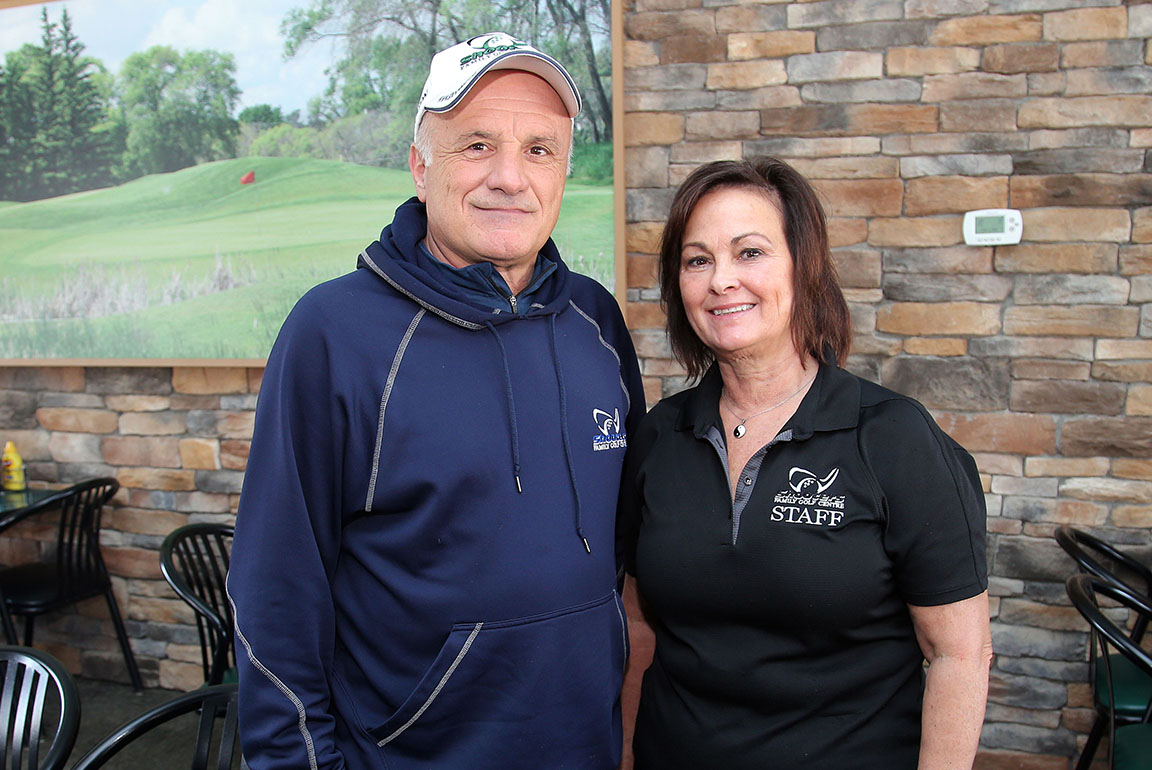 This Winnipeg golf business is a family affair