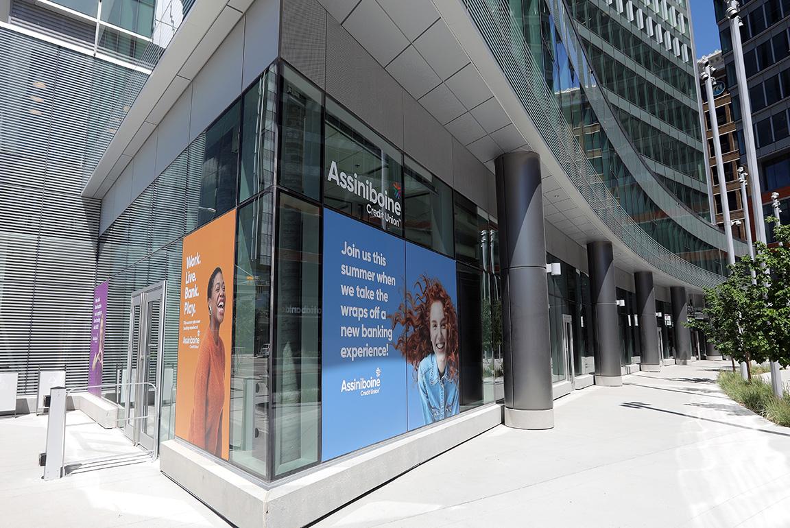 True North Square Digital Advice Centre Assiniboine Credit Union