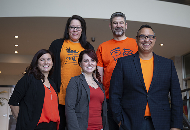 Orange Shirt Day — ACU team members
