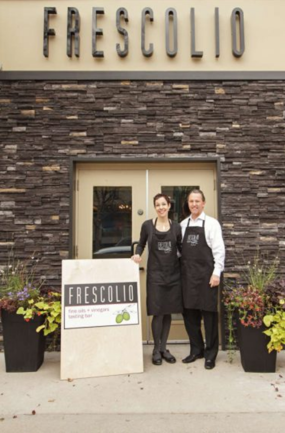 Frescolio Fine Oil & Vinegar Tasting Bar - Winnipeg