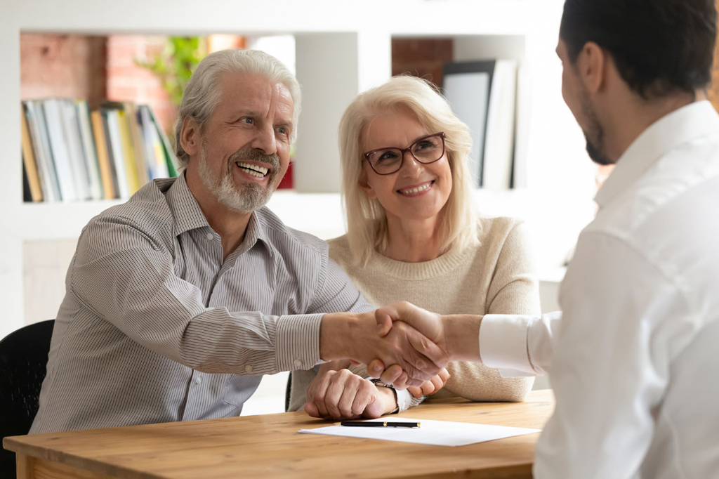 Retiring and financial advice