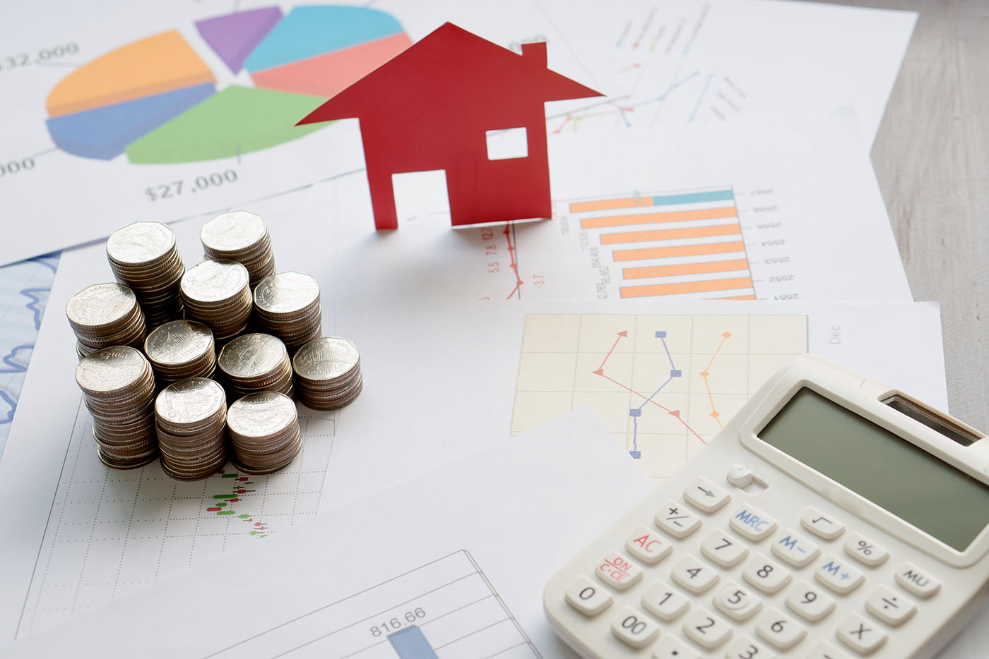 Buying or seling a home - Calculations