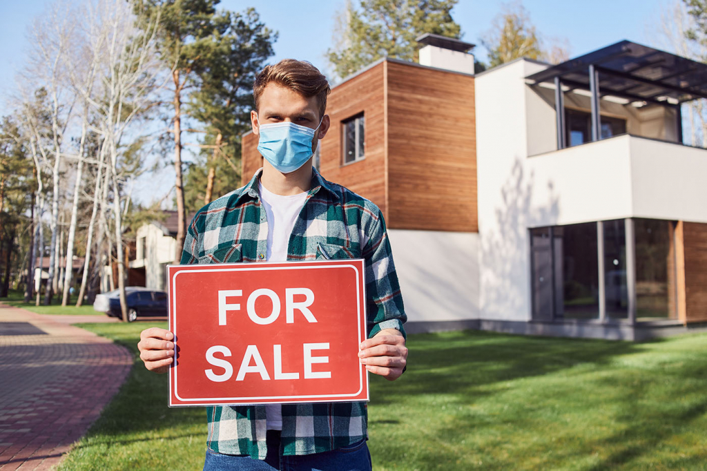Buying or selling a home - The new normal