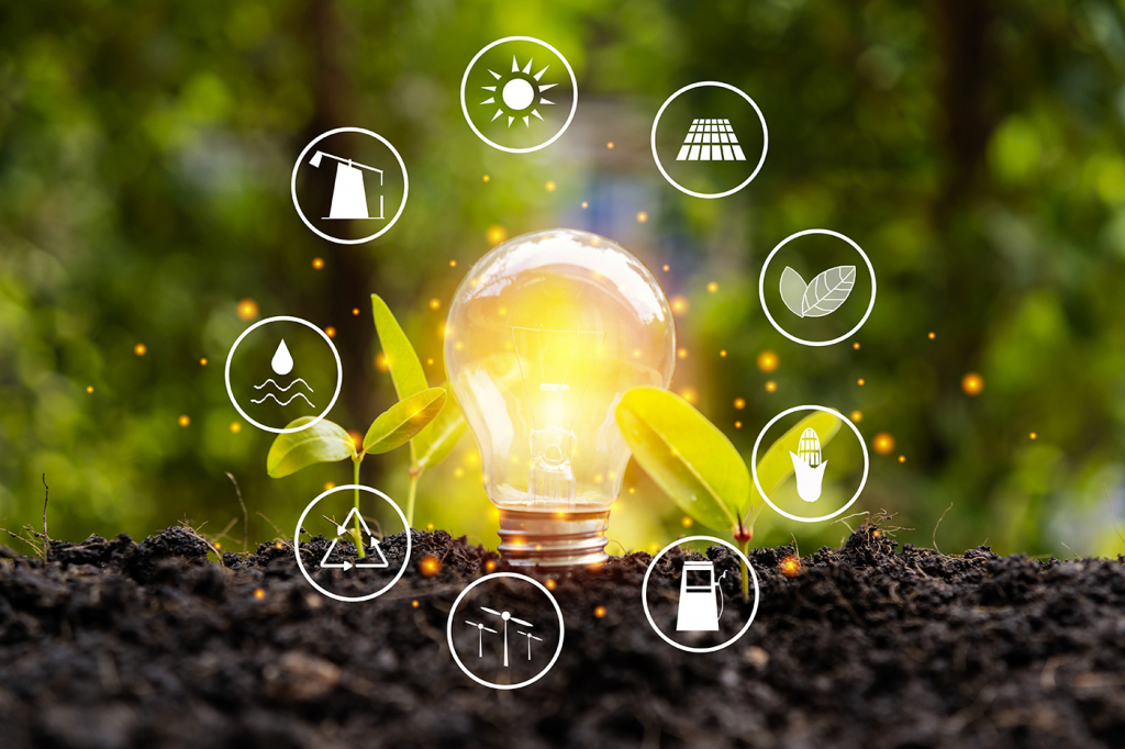 socially responsible investments - bright ideas