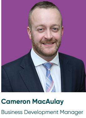 Cameron MacAulay - ACU Business Development Manager