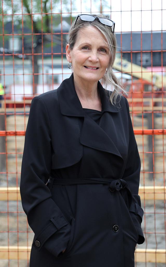 Wendy Galagan, CEO of Ronald McDonald House Charities Manitoba