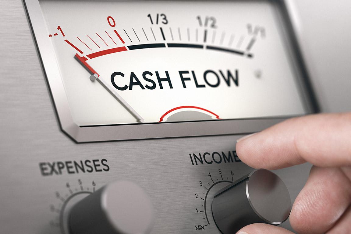 Small business cash flow crisis